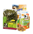 Food and treats for guinea pigs