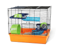 Hamster cages and sleeping places