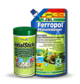 Fertilizers for aquarium plants