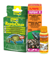 Terrarium care and cleaning supplies