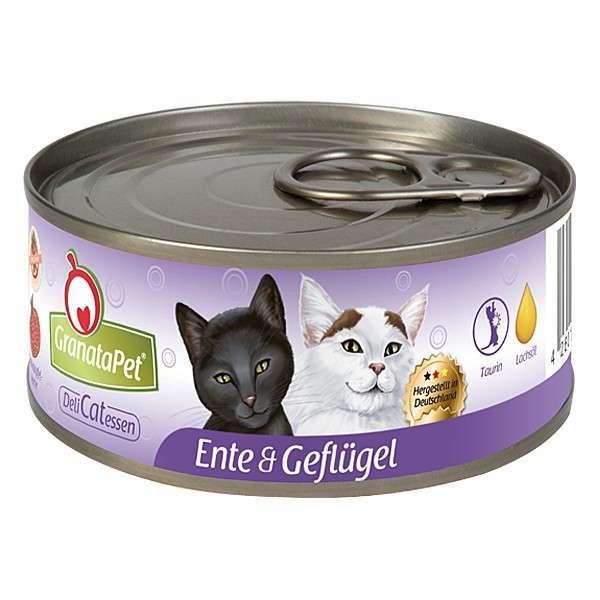 GranataPet DeliCatessen Duck & Chicken 6x100 g