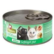 GranataPet DeliCatessen Kitten - Poultry 6x100 g