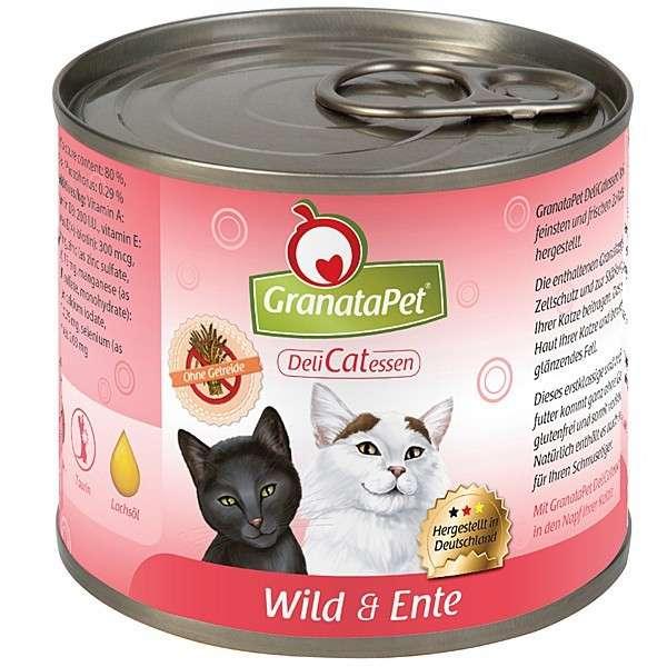 GranataPet Wild & Duck 4260165187275 kokemuksia