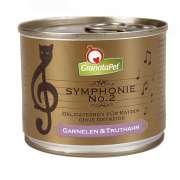 GranataPet Symphonie Nr. 2 Prawn & Turkey 200 g