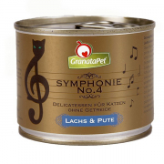Symphonie Nr. 4 Salmon & Turkey 200 g