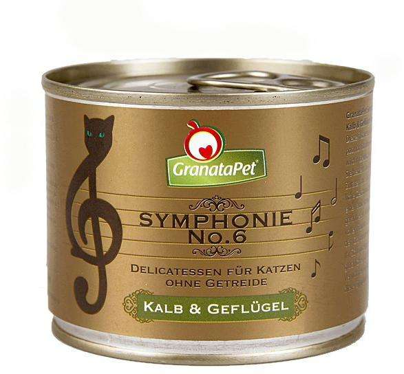 GranataPet Symphonie Nr. 6 Veal & Poultry EAN: 4260165185431 reviews