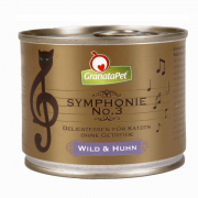 Symphonie Nr. 3 Game & Chicken 200 g