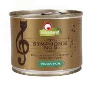 GranataPet Katze Symphonie Nr. 5 Nassfutter Huhn pur 200 g