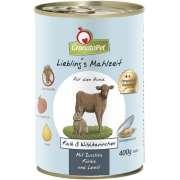 Liebling's Mahlzeit Veal & Rabbit 800 g, 400 g
