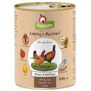 GranataPet Liebling's Mahlzeit Poultry & Pheasant 800 g