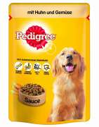 Pedigree Pouches with Chicken and Vegetables in sauce - EAN: 5900951248726