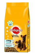 Pedigree Junior Maxi with Chicken and rice 15 kg