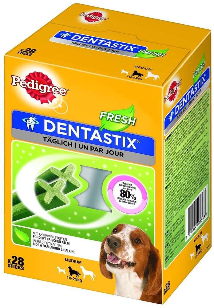 Pedigree DentaStix Fresh voor volwassen honden