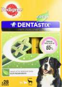 Pedigree Snack DentaStix Fresh Multipack Grand Chien 28 pcs
