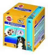 Pedigree Denta Stix Multipack Large Dogs - Varianter 56Stykke