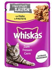 Soft Cat Food >> Whiskas Gourmet S Delight Soft And Meaty With Chicken 85 G