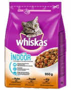 Whiskas Alimento Seco Indoor con Pollo Art.-Nr.: 282