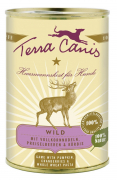 Terra Canis Classic Meals, Game with Pumpkin, Amaranth & Cranberries 800 g