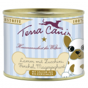 Terra Canis Puppy Menu, Lamb with Courgette, Fennel & Low Fat Yogurt 200 g