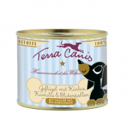 Terra Canis Puppy Menu, Chicken with Pumpkin, Chamomile & Flower Pollen 200 g