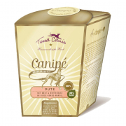 Terra Canis Canipé - Turkey with Fruits & Cottage Cheese in Millet-Coconut coating 200 g