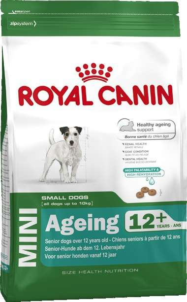Royal Canin Size Health Nutrition Mini Ageing 12+ 1.5 kg 3182550793575
