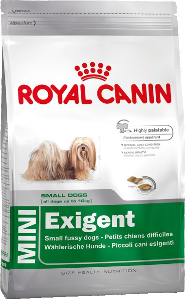 Royal Canin Size Health Nutrition Mini Exigent 2 kg, 800 g