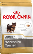 Breed Health Nutrition Yorkshire Terrier Junior 7.5 kg, 500 g, 1.5 kg