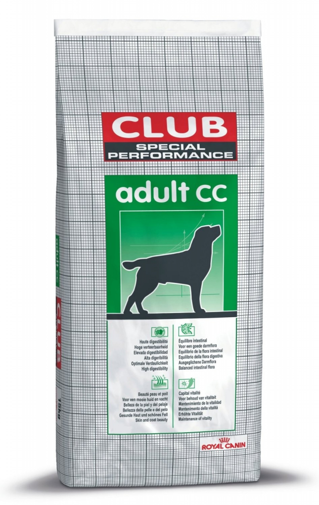 Club Special Performance Adult CC from Royal Canin 15 kg buy online