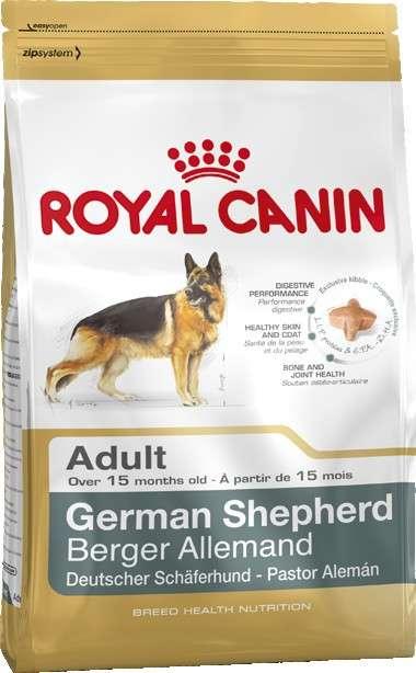 Royal Canin Breed Health Nutrition German Shepherd Adult 3 kg