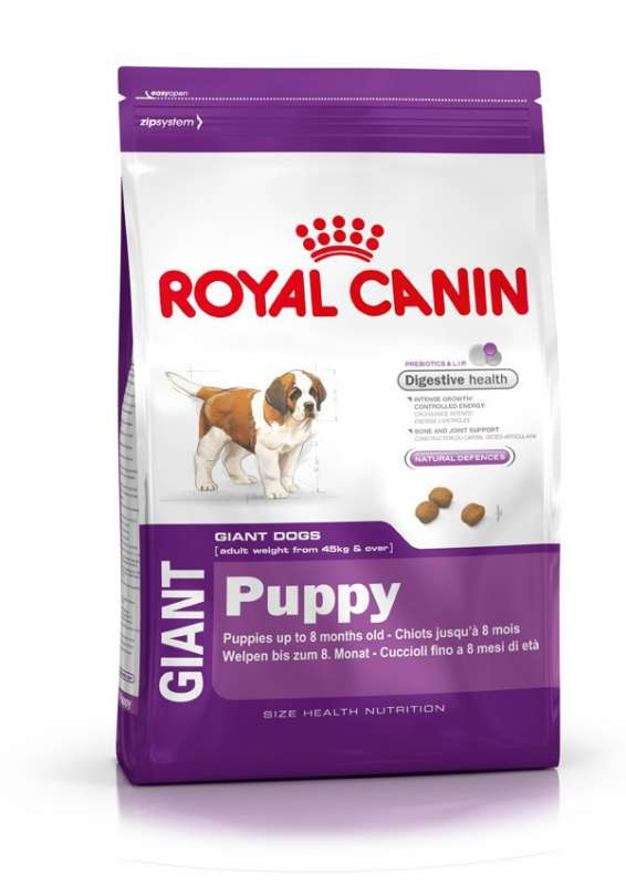 Royal Canin Size  Giant Puppy