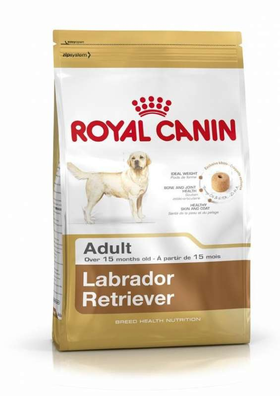 Royal Canin Breed Health Nutrition Labrador Retriever Adult 12 kg 3182550715645