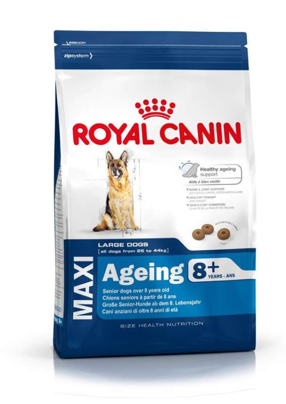 Royal Canin Size Health Nutrition Maxi Ageing 8+ 15 kg, 3 kg
