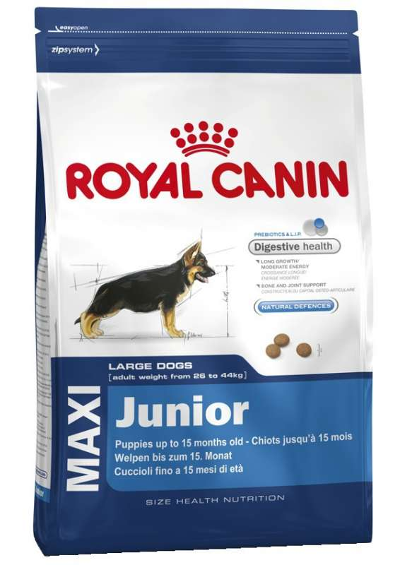 Royal Canin Size Health Nutrition Maxi Junior 10 kg 3182550778305