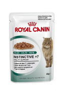 Feline Health Nutrition - Instinctive +7 Jelly 85 g
