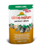 Order Almo Nature Green Label Raw Pack Wet Chicken Breast and Duck Fillet at best prices in uk