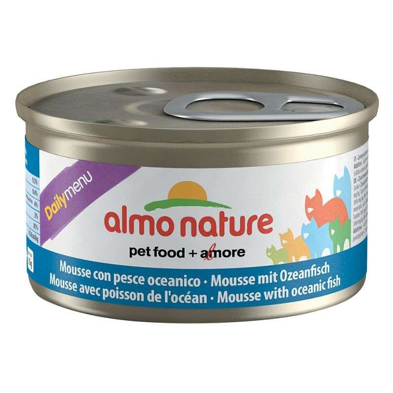 Almo Nature DailyMenu Mousse with Ocean Fish 85 g order cheap