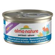 Almo Nature DailyMenu Mousse with Ocean Fish 85 g