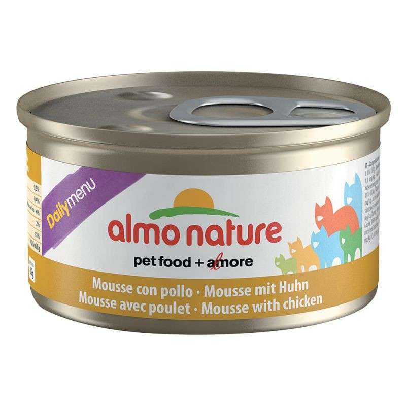 Almo Nature DailyMenu Mousse with Chicken 85 g