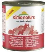 productos para mascotas Almo Nature Pollo y gambas en calidad máxima