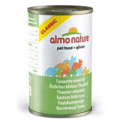 Almo Nature HFC Natural Oostdwergtonijn 140 g