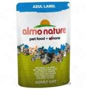 comida para mascotas Almo Nature Azul Label con Atún y salmón calidad al mejor precio