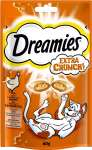 Dreamies Extra Crunch with Chicken