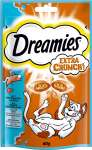 Dreamies Extra Crunch with Salmon 60 g