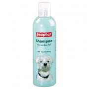Dog shampoo for white fur Beaphar 250 ml webbutik med attraktiva priser