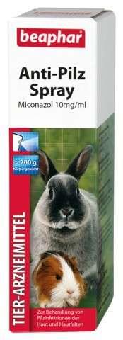 Beaphar Anti-fungal spray 50 ml  kjøp billig med rabatt