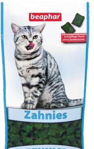 Beaphar Bocaditos Dental Bits para Gatos 150 g
