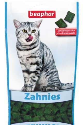 Beaphar Bocaditos Dental Bits para Gatos 40 g