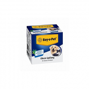 Bay-o-Pet Ear Cleaner for Cats & Dogs 2x25 ml