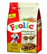 Frolic Complete Ringos with Chicken 1.5 kg